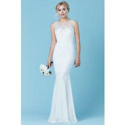 641a42c3af9 Svatební šaty s výšivkou a korálky bílá od 2 499 Kč - Heureka.cz