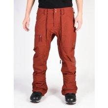d9e28f9213a Burton kalhoty Southside Slim Fired Brick červená