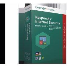 Kaspersky Internet Security 3 lic. 2 roky - (KL1939XCCDS)