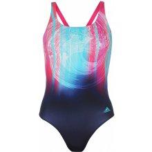 Adidas Parley Swimsuit Ladies N Ink modrá Cora 10439fb3350