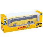 Rappa autobus RegioJet kov/plast 18,5 cm