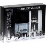Ulric de Varens City Paris for Men EdT 50 ml + deospray 50 ml dárková sada