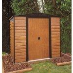 Kovový zahradní domek ARROW WOODLAKE WL 65 (2,66 m2)