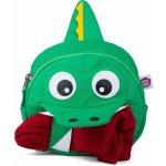 Affenzahn batoh Kai Crocodile green