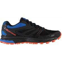 Karrimor Tempo 5 pánské Trail Running Shoes Black/Blue