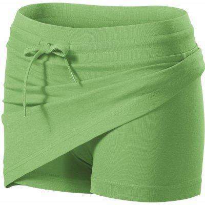 Malfini Two in one sukně zelená