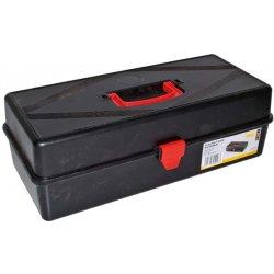 0e9a388334d73 MAGG PROFI Plastový kufr na nářadí; 400x180x132 mm od 169 Kč - Heureka.cz