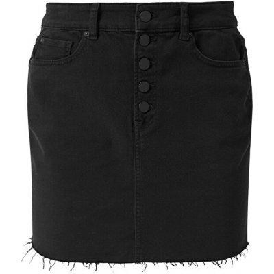 Q/S designed sukně 41.905.79.4468.9999 Black