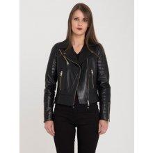 Giorgio Di Mare dámská kožená bunda GI1941427 black