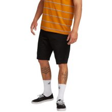 Volcom Frickin Modern Stretch Short Black 5afbc25efc