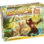 Queen Games Escape: The Curse of the Temple Big Box