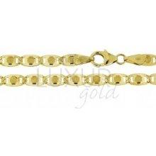 Náramek ze žlutého zlata LUXUR GOLD 3040375