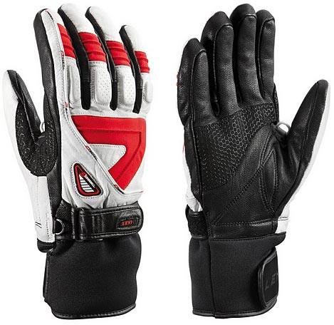Leki Griffin S lyžařské rukavice černá a39157c7e6
