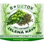 Bio-detox Zelená káva 5000 120 tablet