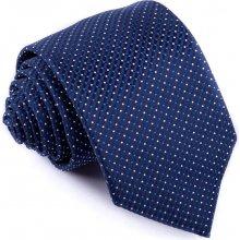 Greg Kravata modrá puntíkovaná 94269