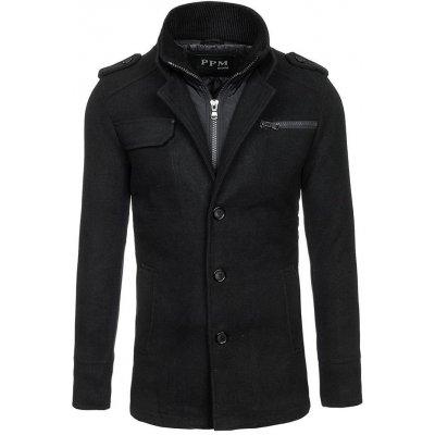 Bolf pánský kabát 8856C černý