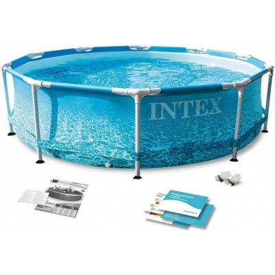 Intex Intex BEACHSIDE METAL FRAME POOL 305x76 cm 28206