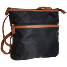 textilní listonoška JBNHB12B černá