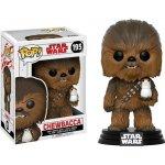 Funko POP! Vinylové Star Wars Epizoda VII VIII Chewbacca The Last Jedi
