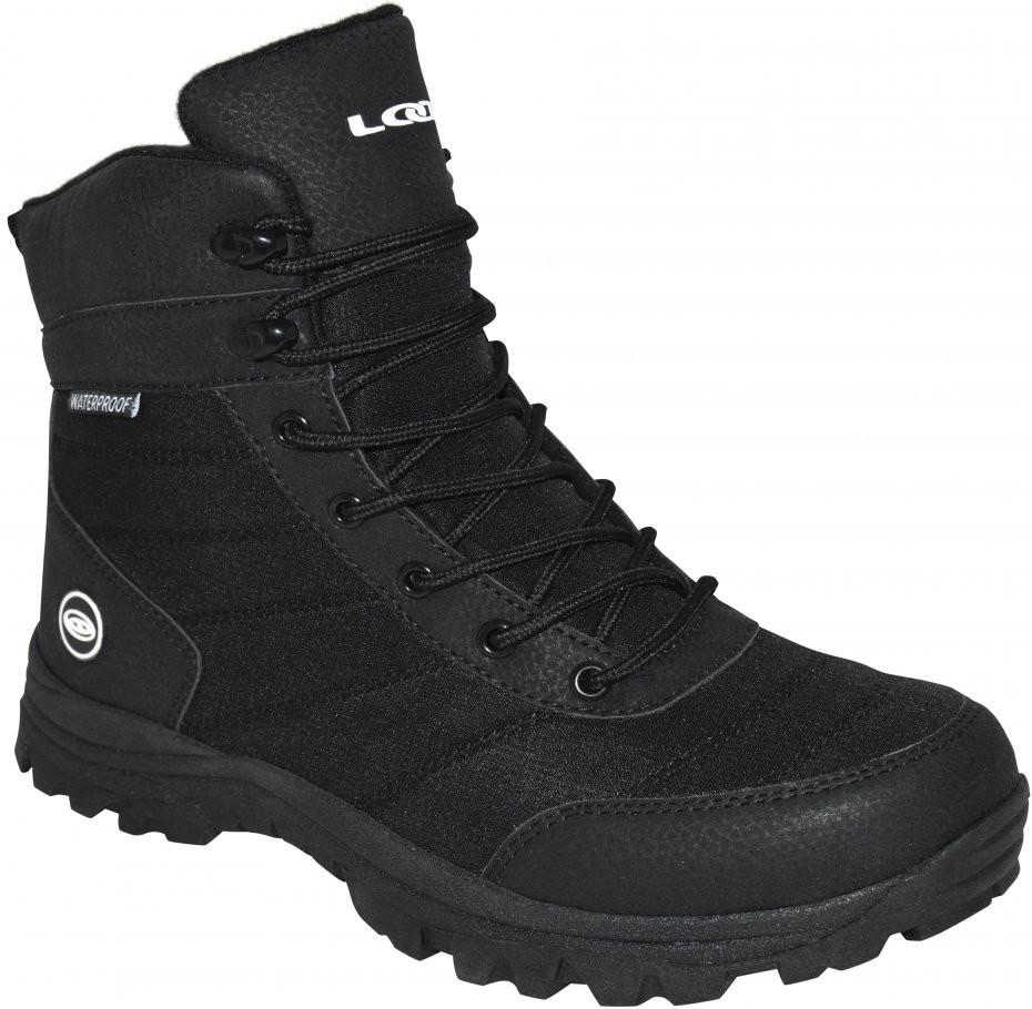 LOAP TRIBE pánské zimní černá od 1 022 Kč - Heureka.cz b3b6eecd98