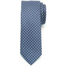 Pánská úzká kravata vzor 1214 6553