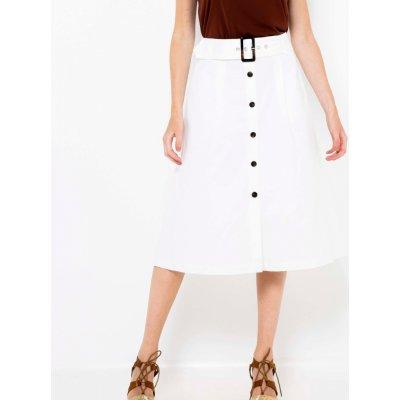 Camaieu sukně bílá