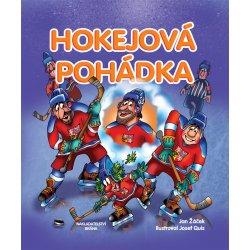 Kniha Hokejová pohádka