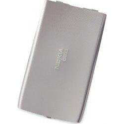 Kryt na mobilní telefon Kryt Nokia E52 zadní šedý