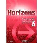 Horizons 3 Pracovní sešit - Radley P.,Simons D.