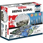 ConQuest 4D Cityscape puzzle Time Panorama Hong Kong