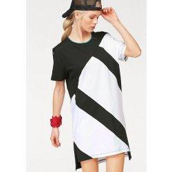 4ce866144eb5 Adidas Originals šaty EQT TEE DRESS černá bílá dámské šaty ...