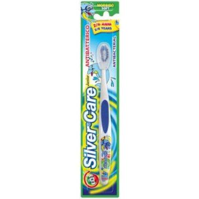 SilverCare zubní kartáček dětská 2-6 let