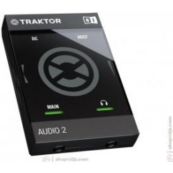 Native Intruments Traktor Audio 2 MK2