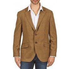 Hackett sako tweed Wpane ruznobarevná