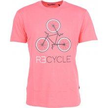 Noize Pánské triko Bright Pink 4634230-00-69 7bcbf314ef