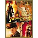 Indiana jones kolekce DVD