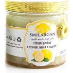 Smilargan Přírodní peeling s arganem, medem a citrónem 200 g