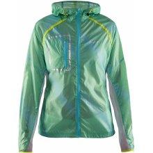 Craftdámská běžecká bunda FOCUS 2.0 HOOD 1905051 zelená