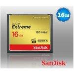 SanDisk Extreme CompactFlash 16GB SDCFXS-016G-X46