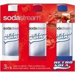 SodaStream láhev TriPack Retro Kola 1 l