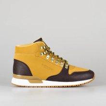 Custom žlutá