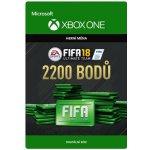 FIFA 18 Ultimate Team FIFA Points 2200
