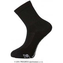 Progress Manager bambusové ponožky černá
