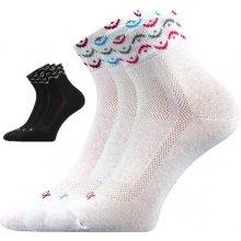 VoXX EVOK dámské sportovní ponožky balení 3 páry v barevných mixech 848f1a96cf