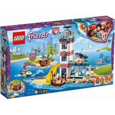 LEGO Friends 41380 Záchranné centrum u majáku 41380