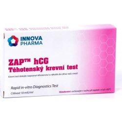 ZAP hCG Těhotenský krevní test
