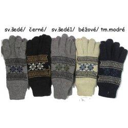 Echt pánské zimní pletené prstové rukavice alternativy - Heureka.cz 7509145c93