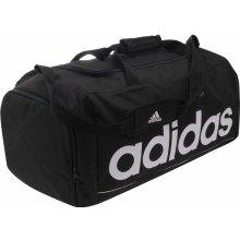Adidas Essentials Team Logo Holdall Black/White