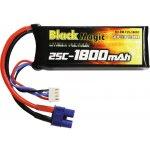 LiPol Black Magic 11.1V 1800mAh 25C EC3