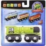Maxim lokomotiva zelená